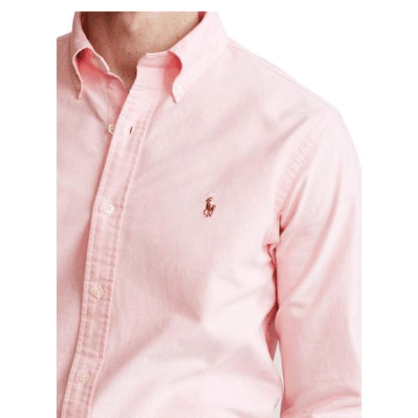 Ralph Pink Oxford Shirt S