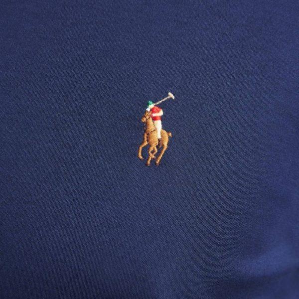 polo Ralph lauren long sleeve polo shirt logo