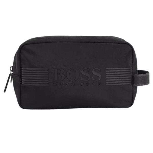 BOSS Pixel Wash Bag F